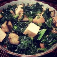 Kale Stir-Fry