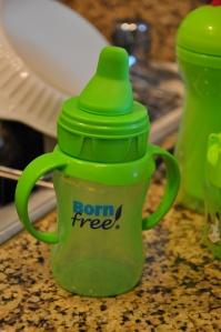 Born Free Bottle Handles
