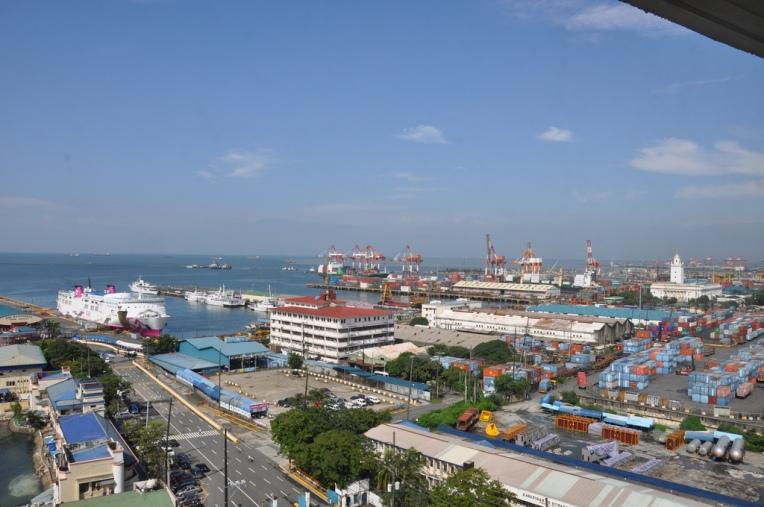 Manila Bay 2012