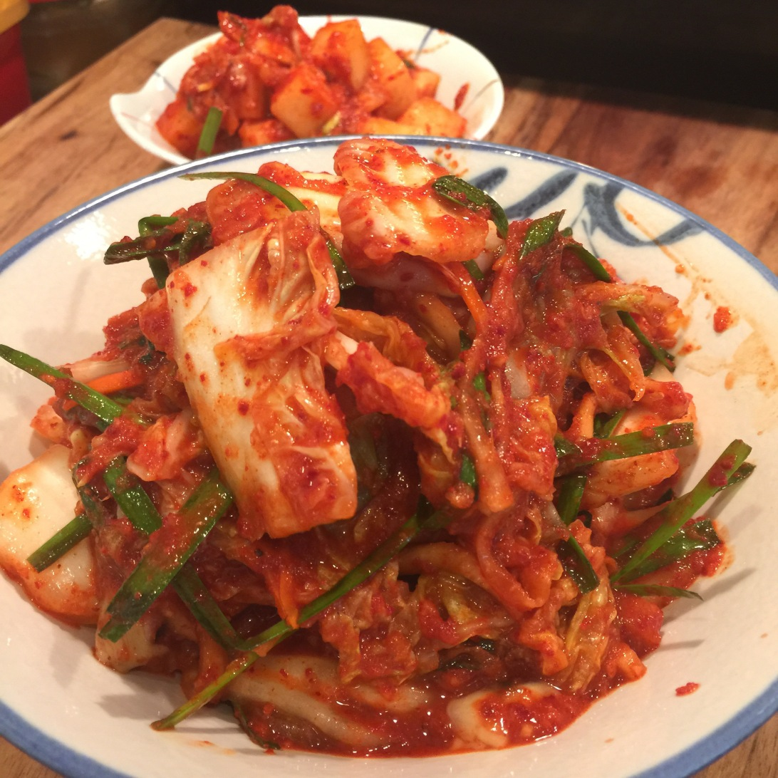 Kimchi made by Me